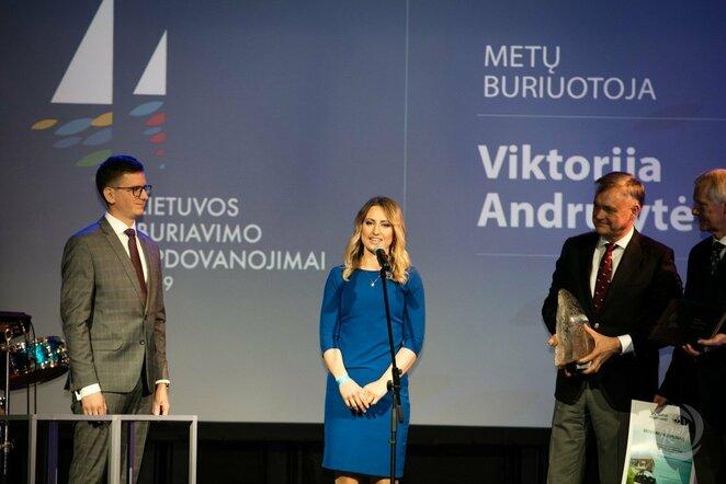 Lietuvos buriavimo apdovanojimai   Red Eye Fotografija nuotr.