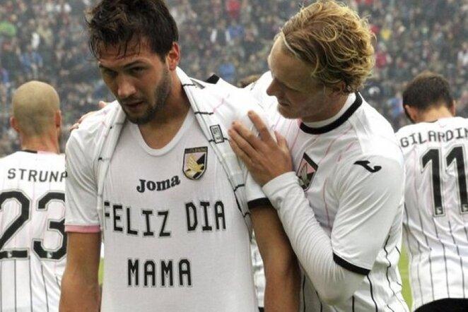 Franco Vazquezas (kair.) | AP/Scanpix nuotr.