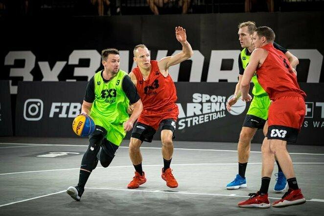 Finalinis FIBA pasaulio 3x3 krepšinio turo etapas | FIBA nuotr.