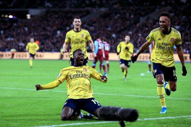 """Arsenal"" | Scanpix nuotr."