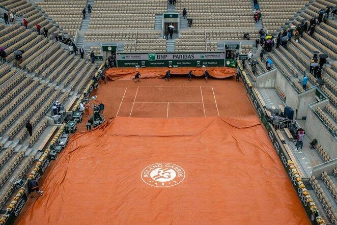 """Roland Garros"" turnyras | Scanpix nuotr."
