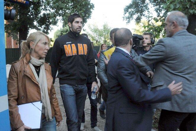 Nikola Karabatičius (viduryje) | AP/Scanpix nuotr.