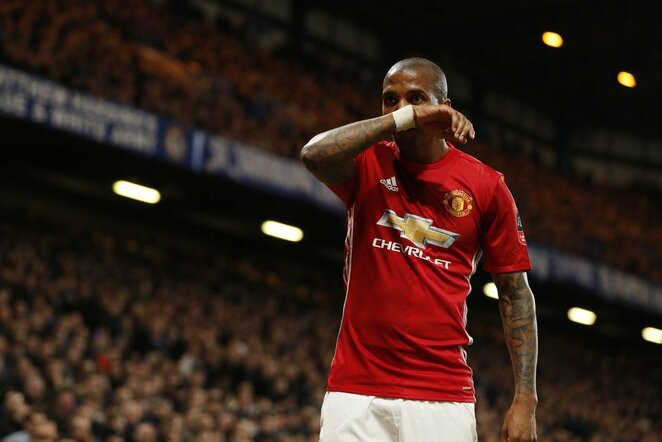 Ashley Youngas | Scanpix nuotr.