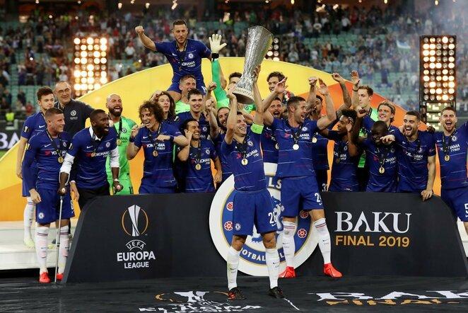 """Chelsea"" triumfas   Scanpix nuotr."