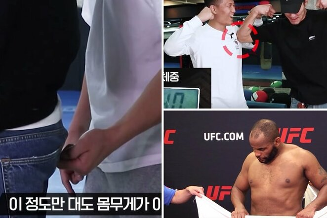 """Korėjos Zombis kalbėjo apie apgaules svėrimų metu   """"Stop"""" kadras"""