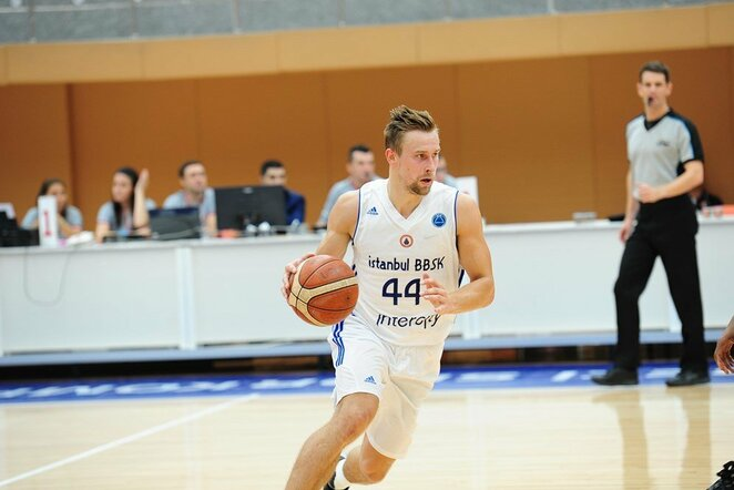 Deividas Dulkys | FIBA nuotr.