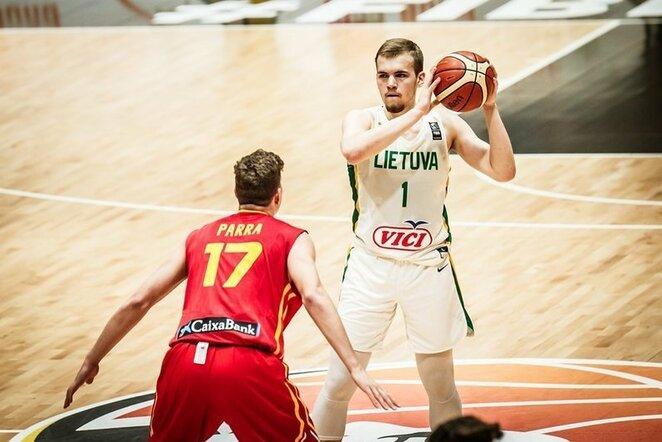 Arnas Velička | FIBA nuotr.