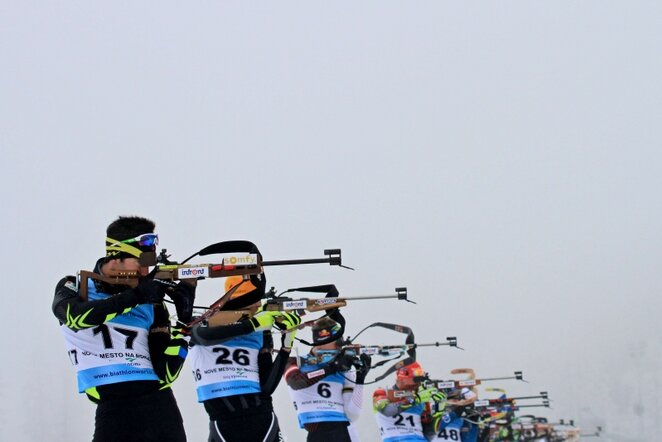 Europos biatlono čempionatas | AFP/Scanpix nuotr.