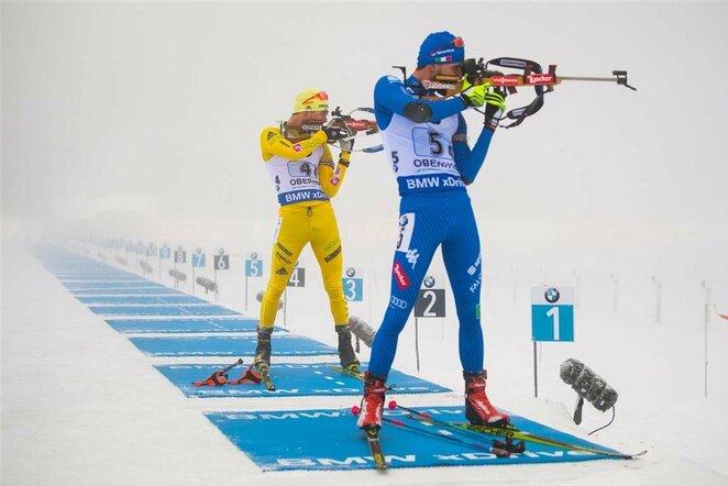 Vyrų ir moterų estafetės lenktynės | Scanpix nuotr.