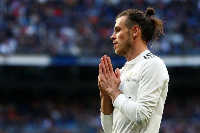 "Ispanijos ""La Liga"": Madrido ""Real"" - ""Valladolid""   Scanpix nuotr."