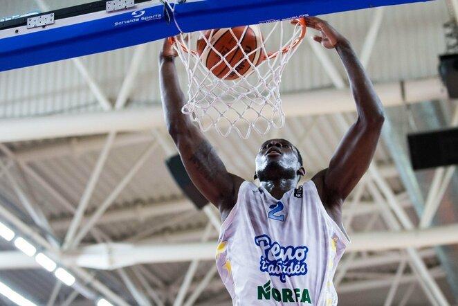 Emmanuelis Omogbo | Josvydo Elinsko / BNS foto nuotr.