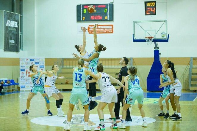 Moterų krepšinis | Augusto Didžgalvio nuotr.