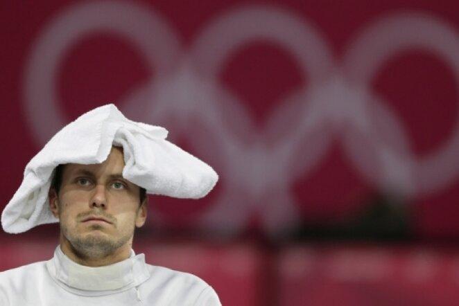 Justinas Kinderis | AP/Scanpix nuotr.