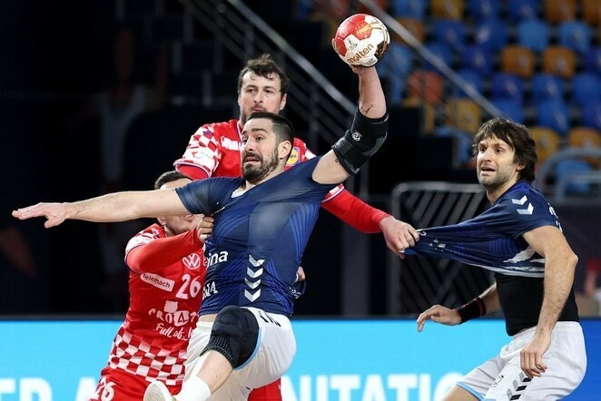 Argentiniečių ir kroatų rungtynės | Scanpix nuotr.