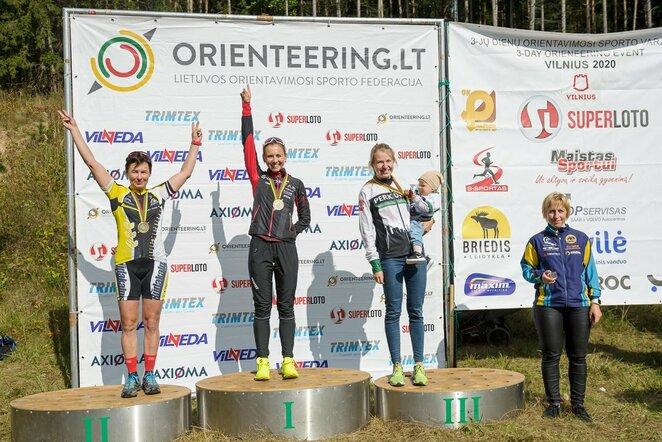 Lietuvos orientavimosi sporto kalnų dviračiais čempionatas | Donato Lazausko nuotr.
