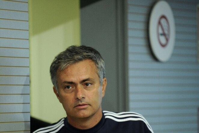 Jose Mourinho   AFP/Scanpix nuotr.