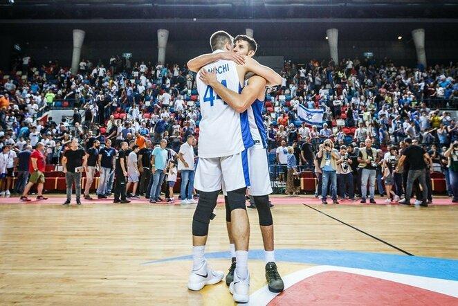 Izraelis | FIBA nuotr.