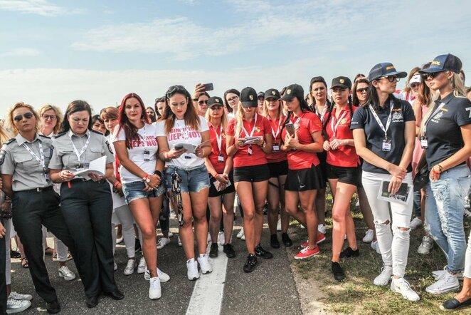 """""""Aurum 1006 km lenktynės""""   Algimanto Brazaičio nuotr."""