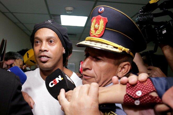 Ronaldinho   Scanpix nuotr.