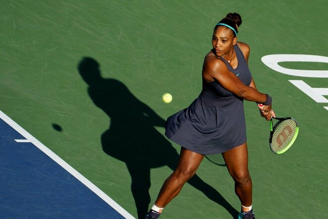 Serena Williams | Scanpix nuotr.