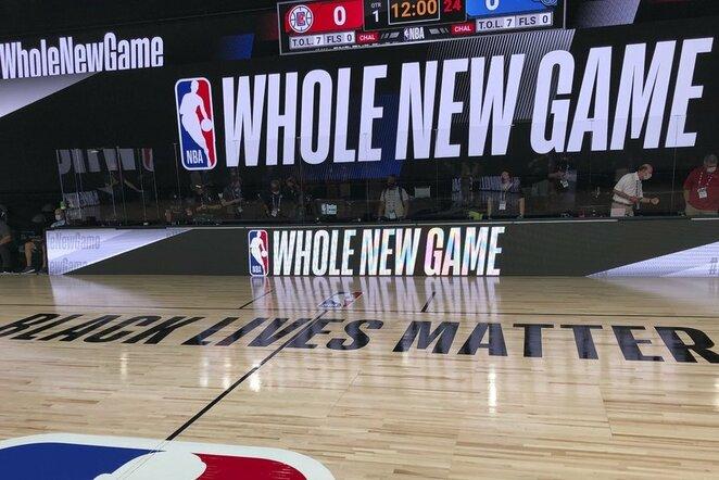 NBA | Scanpix nuotr.
