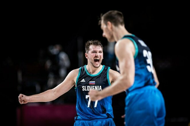 L.Dončičius buvo arti trigubo dublio | FIBA nuotr.