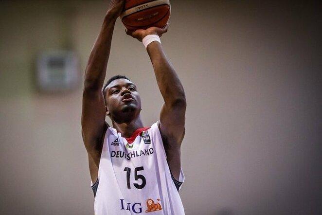 Arielas Hukporti   FIBA nuotr.