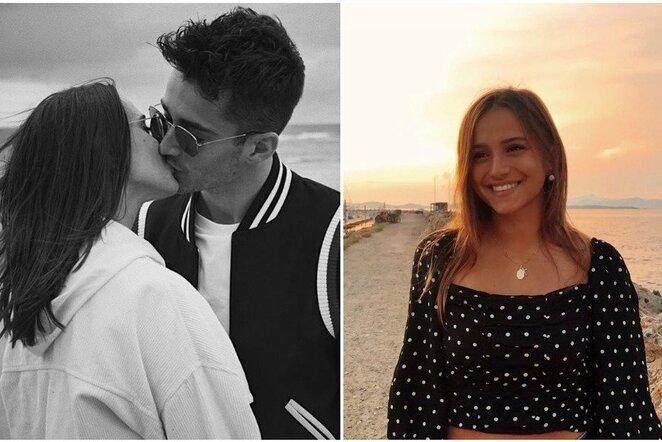 Charlesas Leclercas ir Charlotte Sine | Instagram.com nuotr
