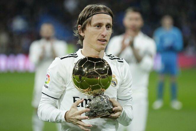 "Ispanijos ""La Liga"": Madrido ""Real"" - ""Rayo Vallecano"" | Scanpix nuotr."