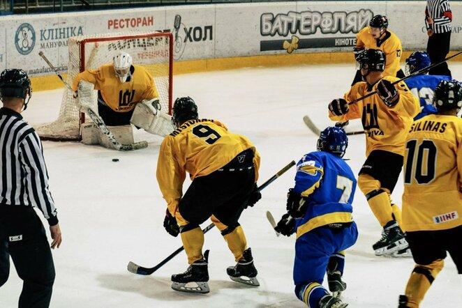 Lietuvos U-20 rinktinė | hockey.lt nuotr.