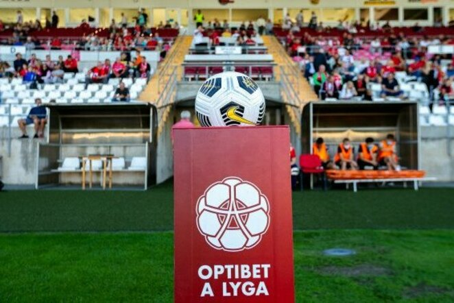 Optibet A lyga | Vytauto Kuralavičiaus nuotr.