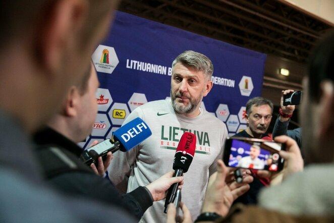 Darius Maskoliūnas | Juliaus Kalinsko / BNS foto nuotr.