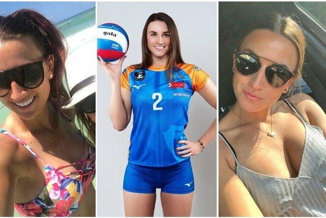 Martina Michalikova | Instagram.com nuotr