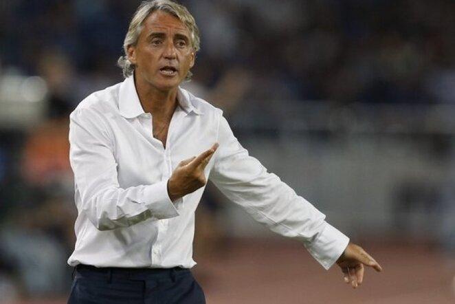 Roberto Mancini | Reuters/Scanpix nuotr.