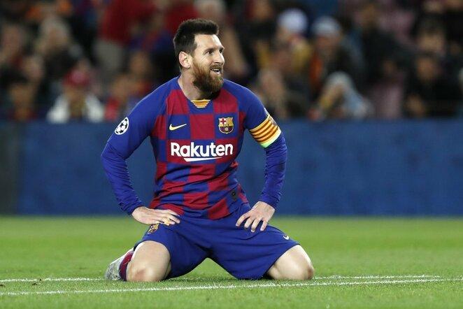 Lionelis Messi   Scanpix nuotr.