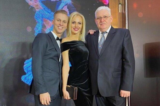 Evaldas ir Ieva Sodeikos | Organizatorių nuotr.