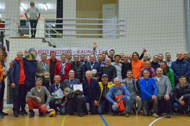 Baltijos veteranų paplūdimio tinklinio čempionatas   Organizatorių nuotr.