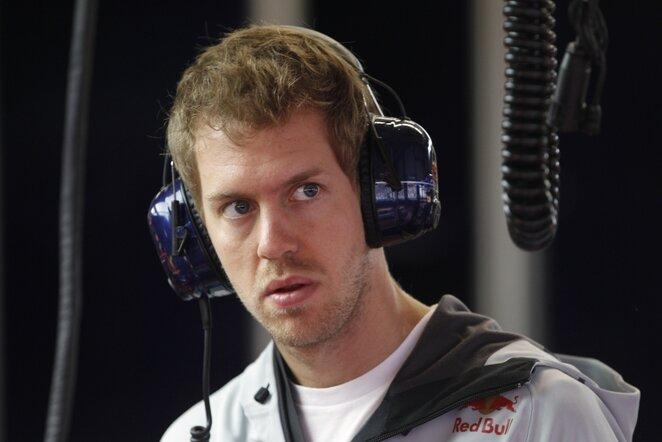 Sebastianas Vettelis | REUTERS/Scanpix nuotr.