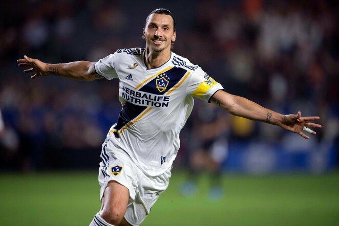 Zlatanas Ibrahimovičius   Scanpix nuotr.