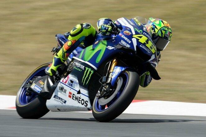 Valentino Rossi | Scanpix nuotr.