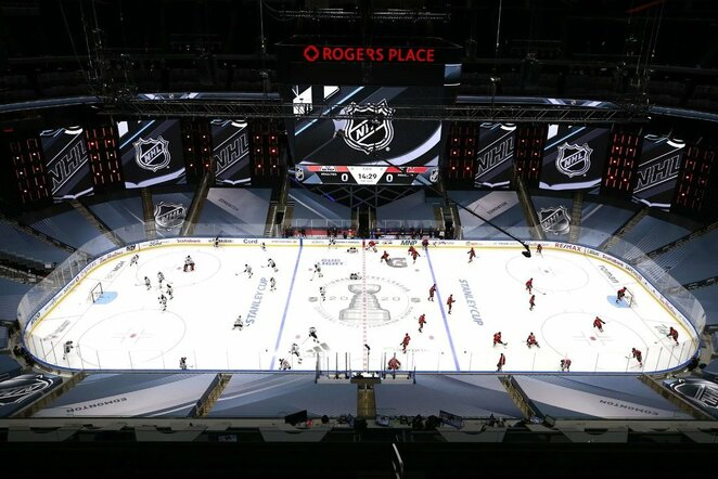 NHL pasiruošimo rungtynės | Scanpix nuotr.