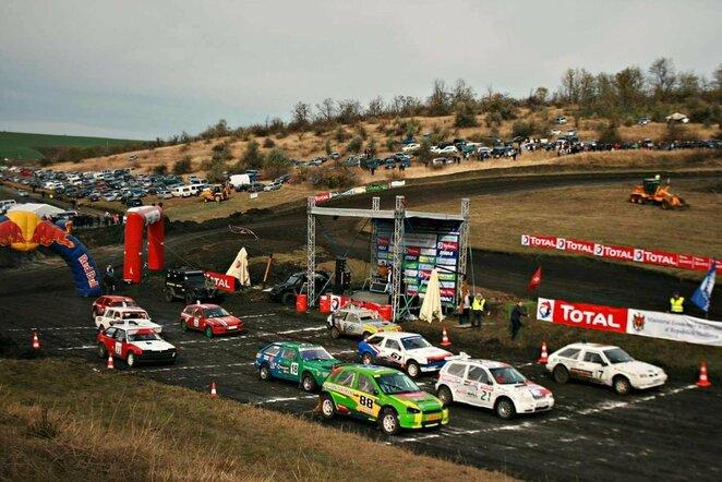 Gargždų autokroso lenktynininkai šalies garbę gins lenktynėse Moldovoje   Organizatorių nuotr.