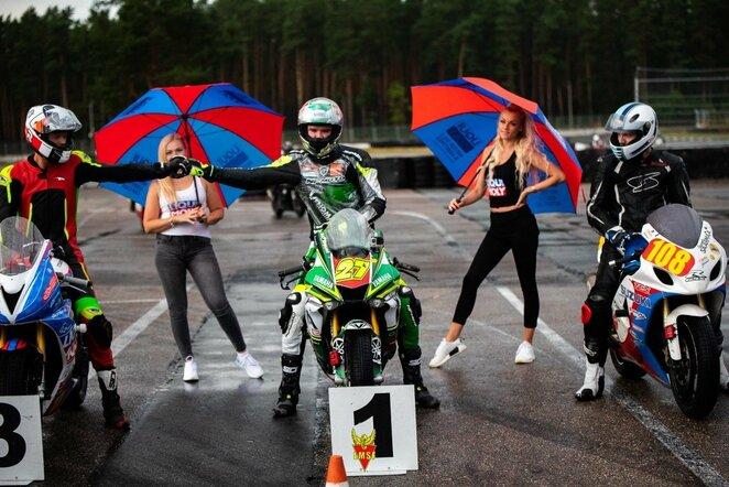 Lietuvos motožiedo čempionato ketvirtasis etapas   Organizatorių nuotr.