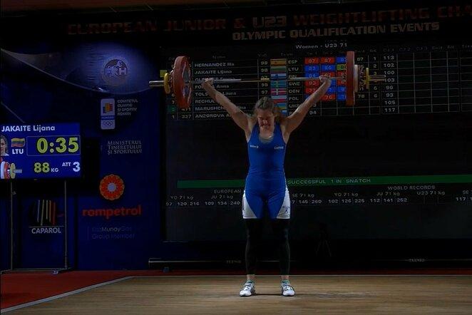 Lijana Jakaitė   Youtube.com nuotr.