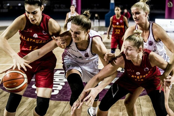 Daugilė Šarauskaitė | FIBA nuotr.