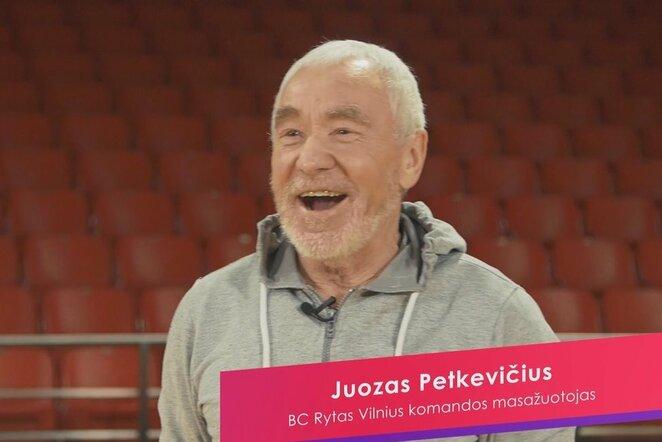 Juozas Petkevičius | Organizatorių nuotr.