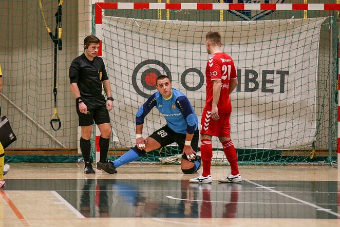 Lietuvos futsal A lyga | Organizatorių nuotr.