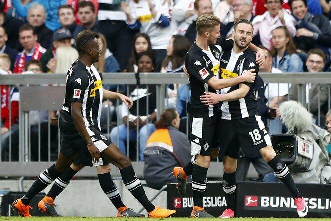 "Monchengladbacho ""Borussia""   Scanpix nuotr."