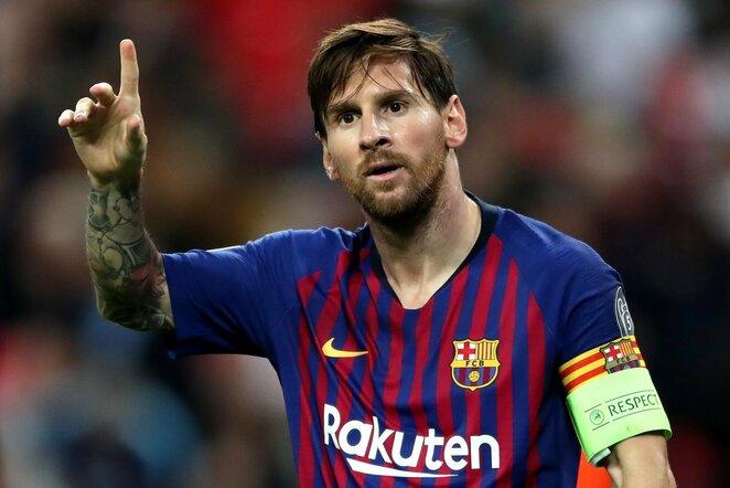 Lionel Messi | Scanpix nuotr.