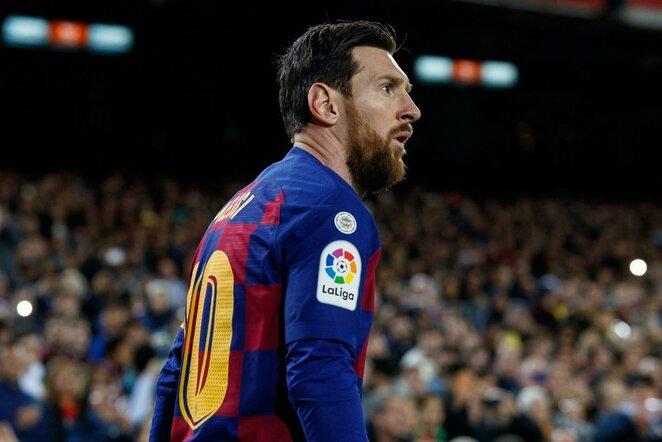Lionelis Messi | Scanpix nuotr.